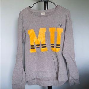 VS Pink Marquette University sweatshirt